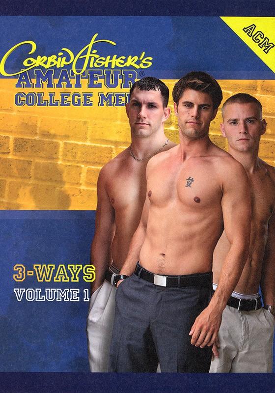 3 Ways Vol. 1 DVD - Front