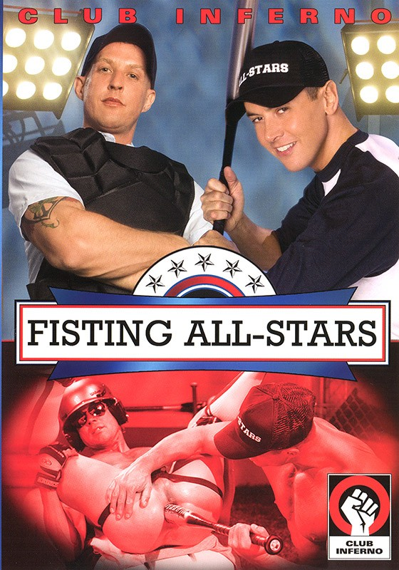 Fisting All-Stars DVD - Front