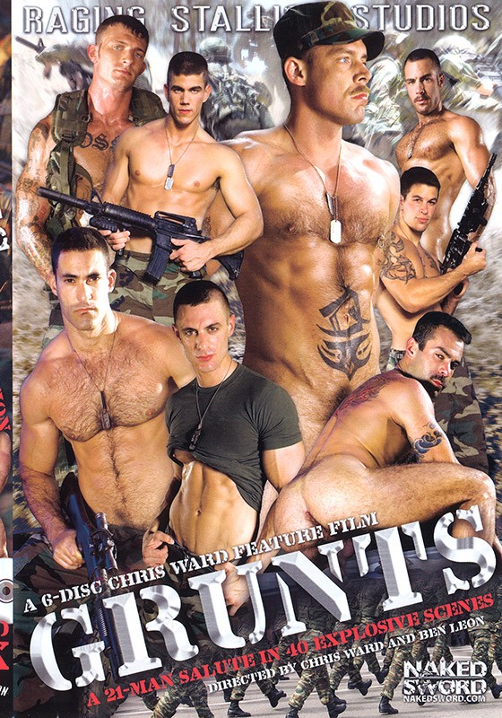 Grunts: Collector's Edition DVD - Front