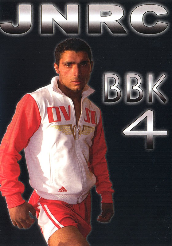 BBK 4 DVD - Front