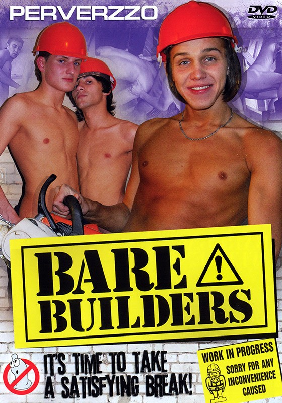 Bare Builders DVD - Front