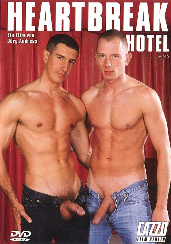 Heartbreak Hotel DVD - Front