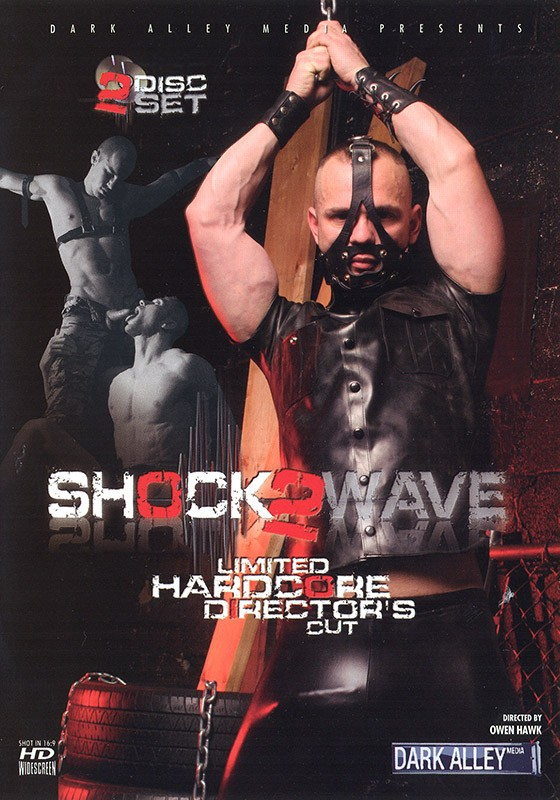 Shockwave 2: Director's Cut DVD - Front