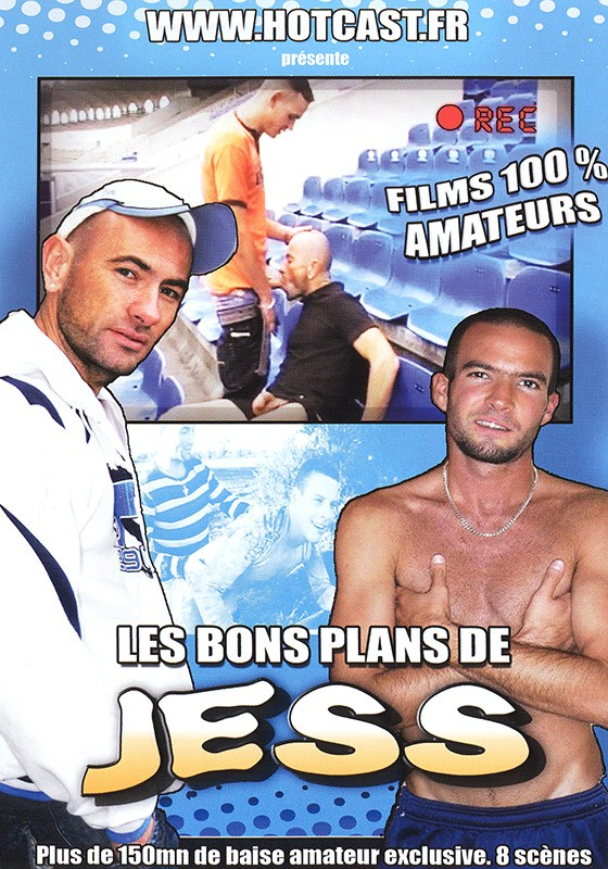 Les Bons Plans de Jess DVD - Front