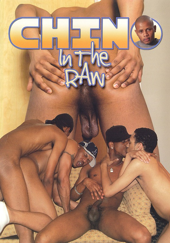 Chino in the Raw DVD - Front