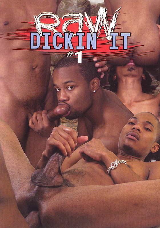 Raw Dickin it 1 DVD - Front