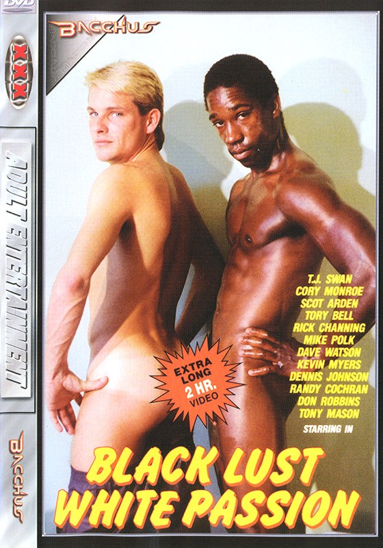 Black Lust White Passion DVD - Front