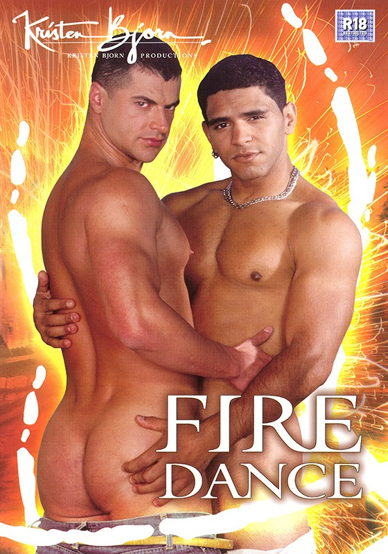 Fire Dance DVD - Front