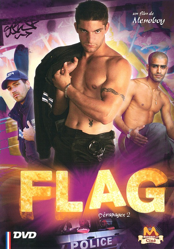 Flag DVD - Front