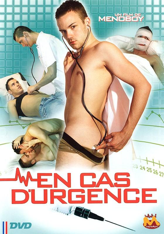 En Cas D'Urgence DVD - Front