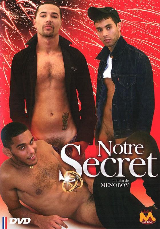 Notre Secret DVD - Front