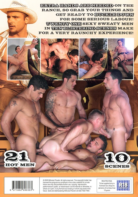 El Rancho DVD - Back