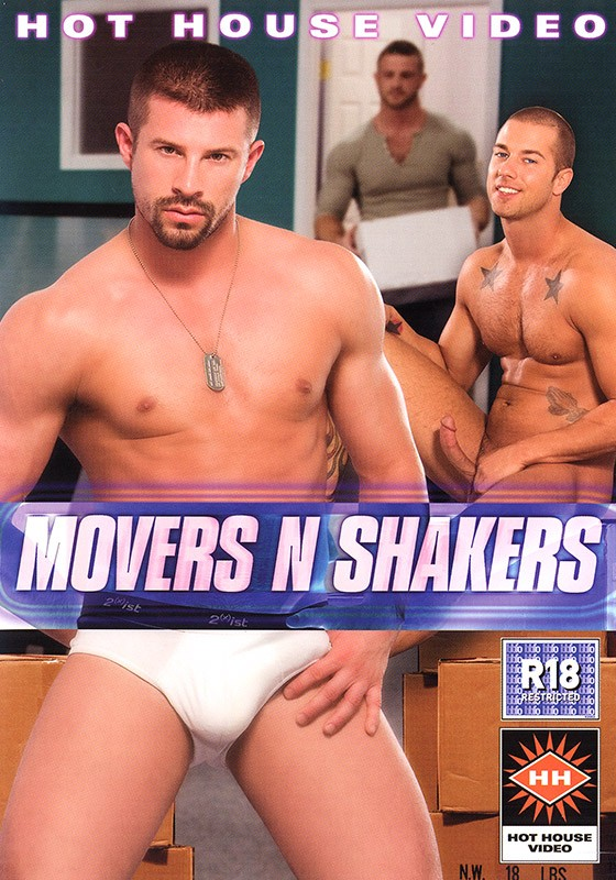 Movers N Shakers DVD - Front