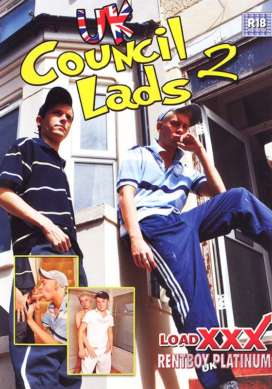 UK Council Lads 2 DVD - Front