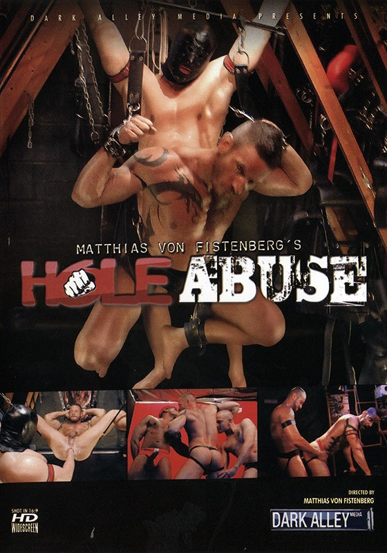 Hole Abuse DVD - Front