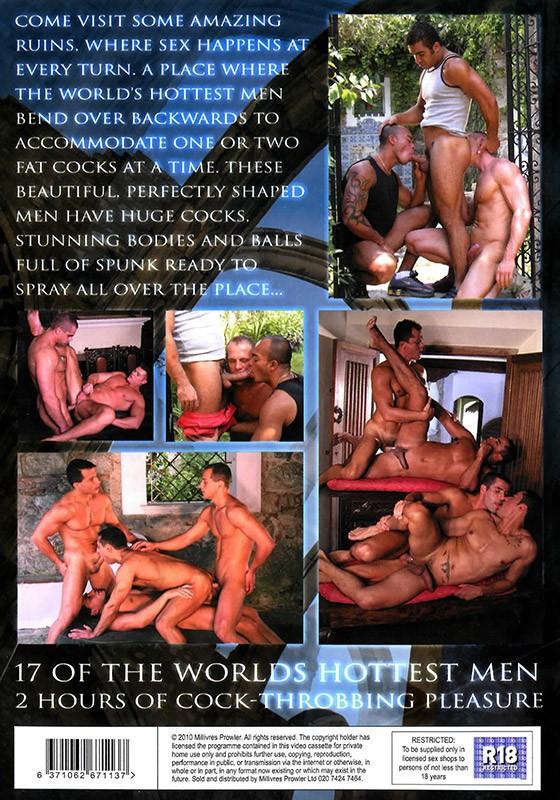 Men Amongst The Ruins DVD - Back