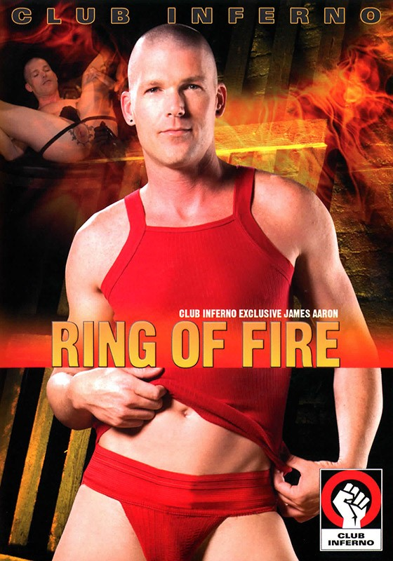 Ring of Fire DVD - Front