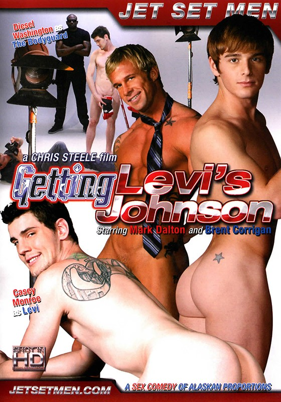 Getting Levi's Johnson DVD - Front