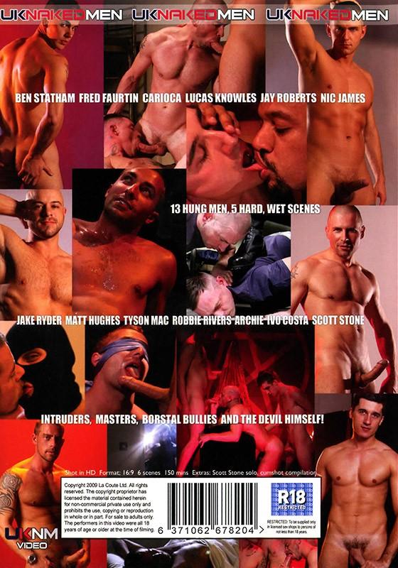 Thrall (Enslaved) DVD - Back