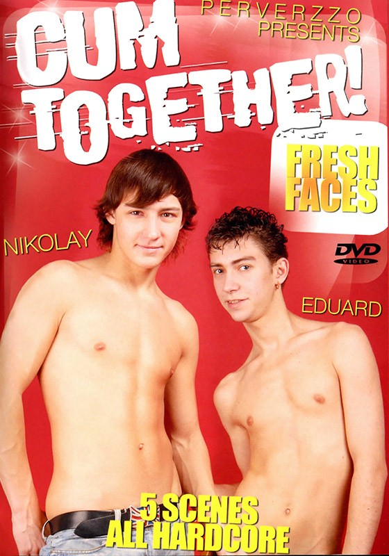 Cum Together DVD - Front
