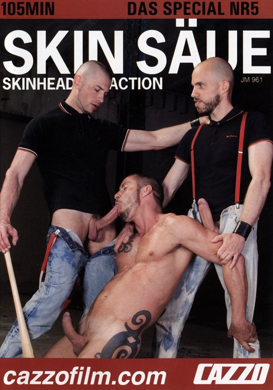 Skin Säue DVD - Front