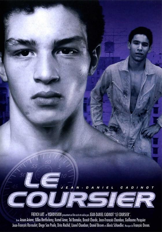 Le Coursier DVD - Front