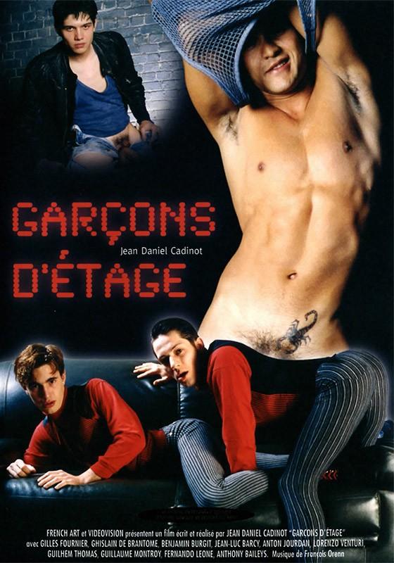 Garcons D'Etage DVD - Front
