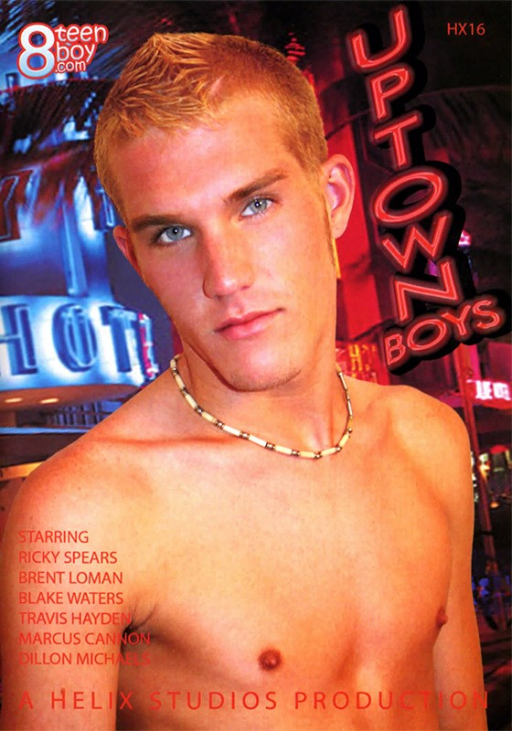 Uptown Boys DVD - Front