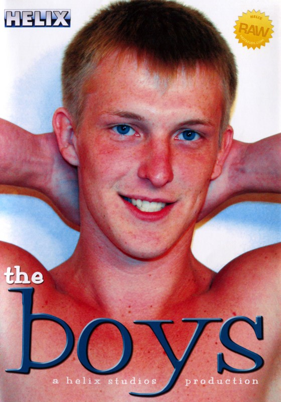 The Boys DVD - Front