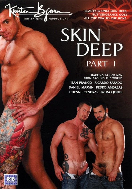 Skin Deep part 1 DVD - Front