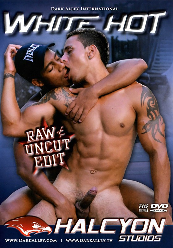 White Hot DVD - Front