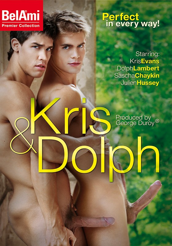 Kris & Dolph DVD - Front