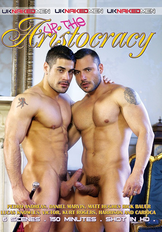 Up The Aristocracy DVD - Front