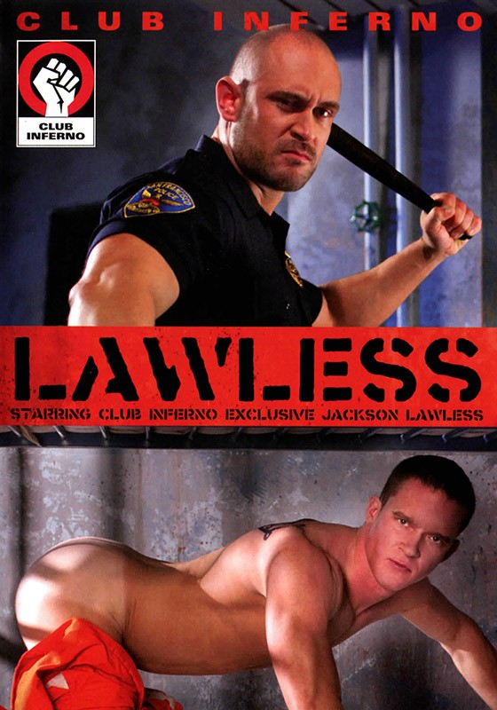 Lawless DVD - Front