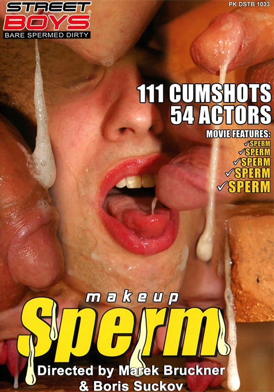 Sperm DVD - Front