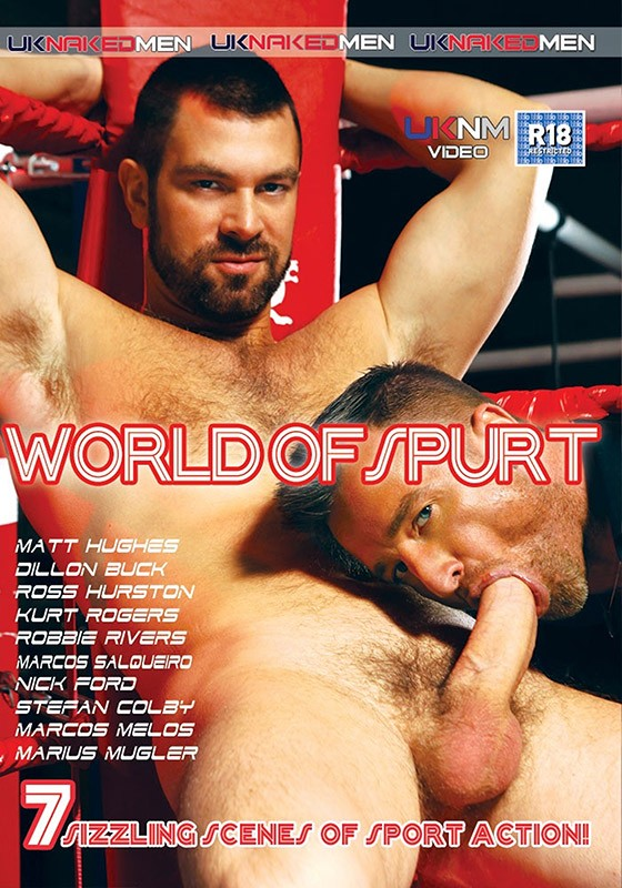 World of Spurt DVD - Front