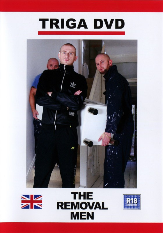 The Removal Men DVD - Front