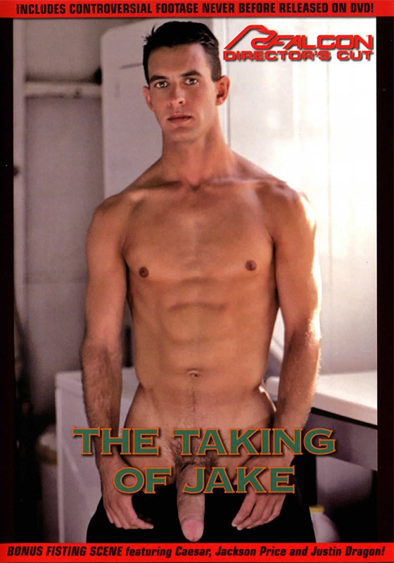 The Taking of Jake DVD - Front