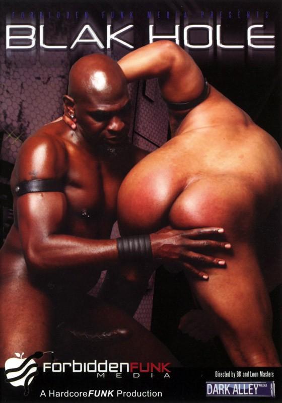 Blak Hole DVD - Front