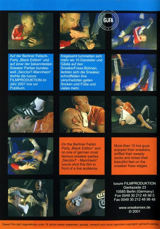 Sneaker Freax II DVD - Back