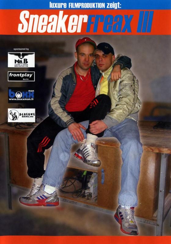 Sneaker Freax III DVD - Front