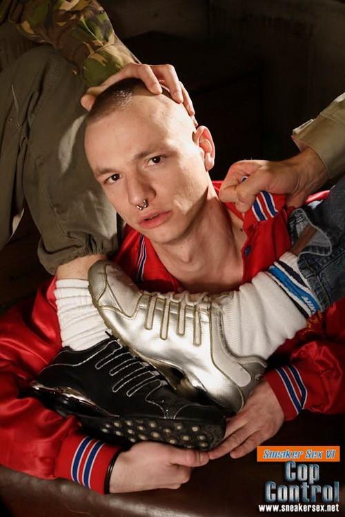 Sneaker Sex VI: Cop Control DVD - Gallery - 004
