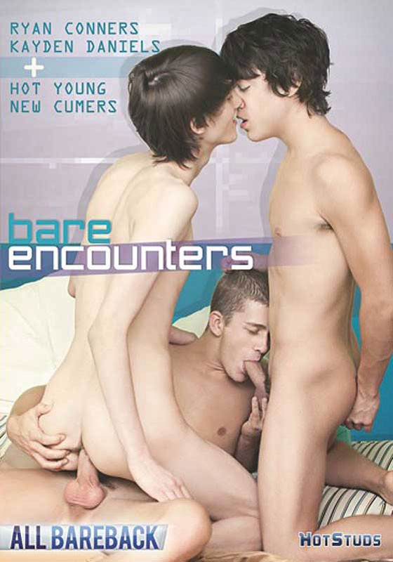 Bare Encounters (Helix) DVD - Front