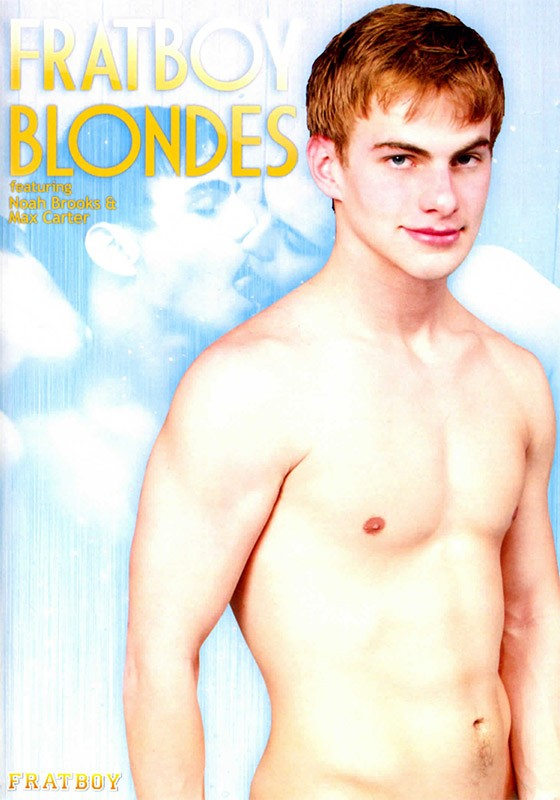 Fratboy Blondes DVD - Front