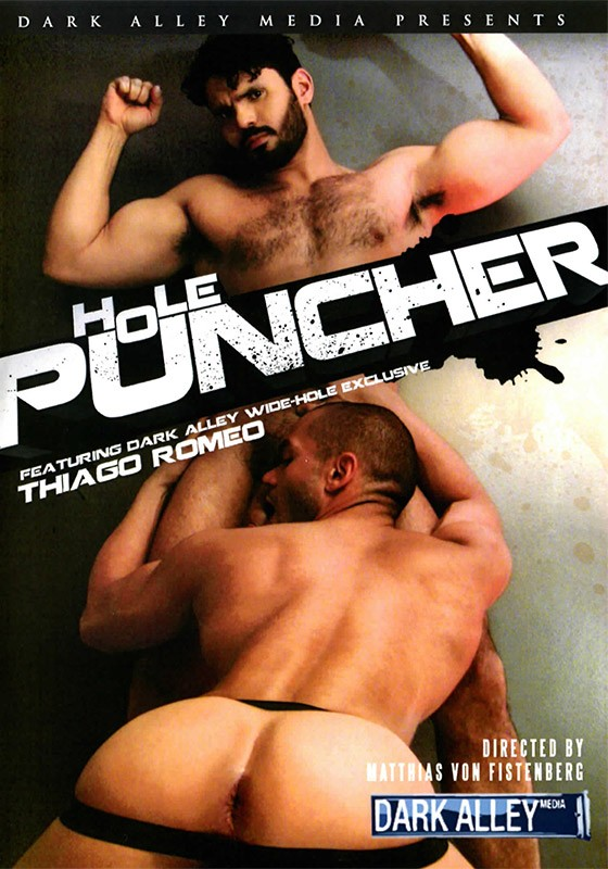 Hole Puncher DVD - Front