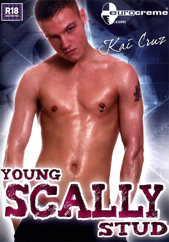 Young Scally Stud DVD - Front