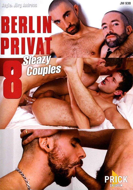Berlin Privat 8 DVD - Front