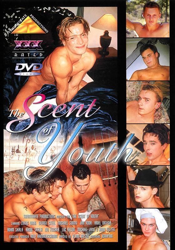 The Scent of Youth DVD - Front