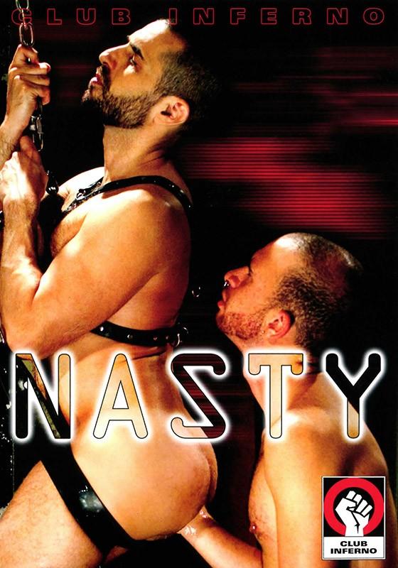 Nasty DVD - Front