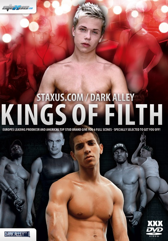 Kings Of Filth DVD - Front